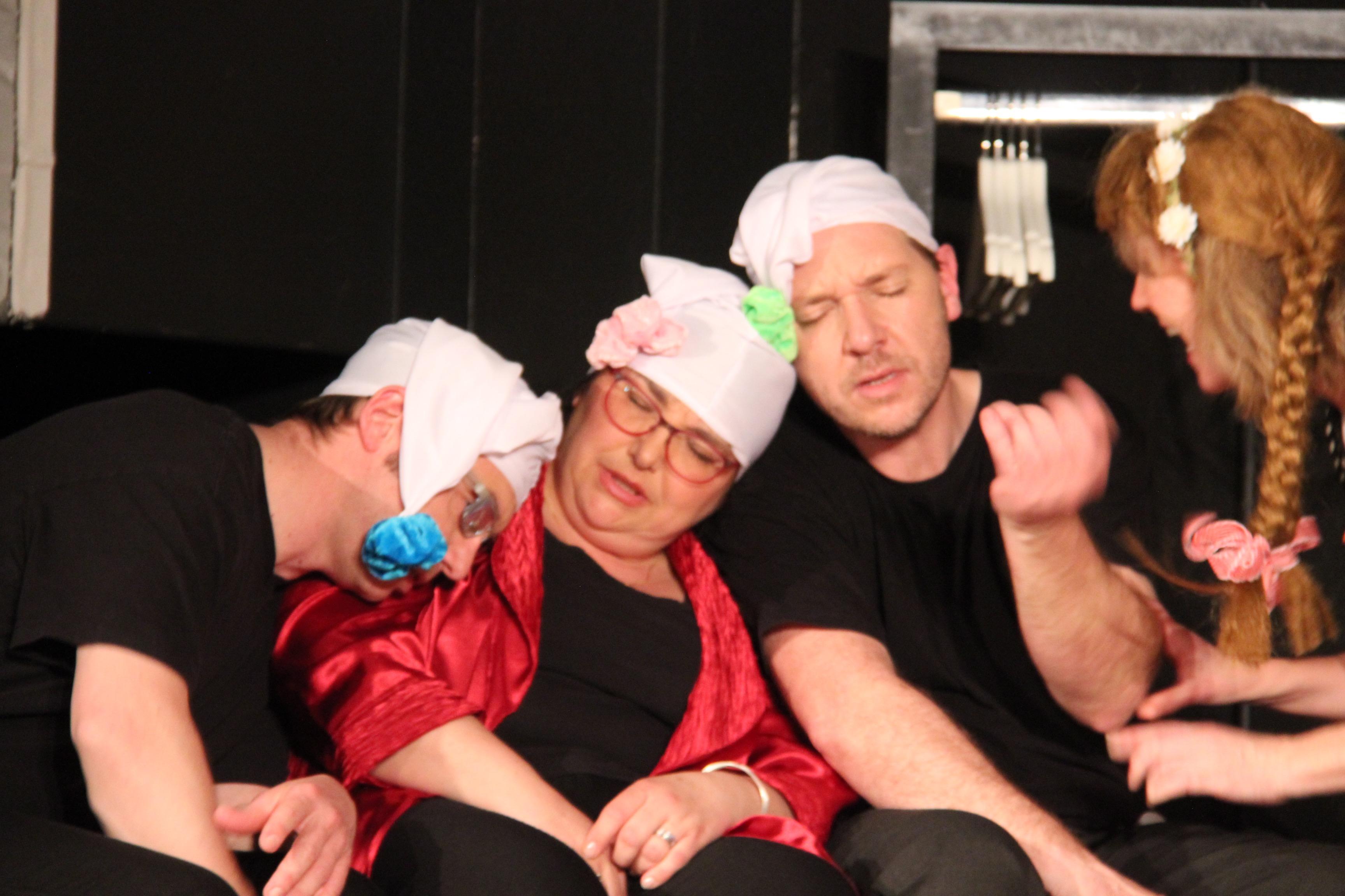 25 avr 2018 : Soirée théâtre pour Hocus Pocus