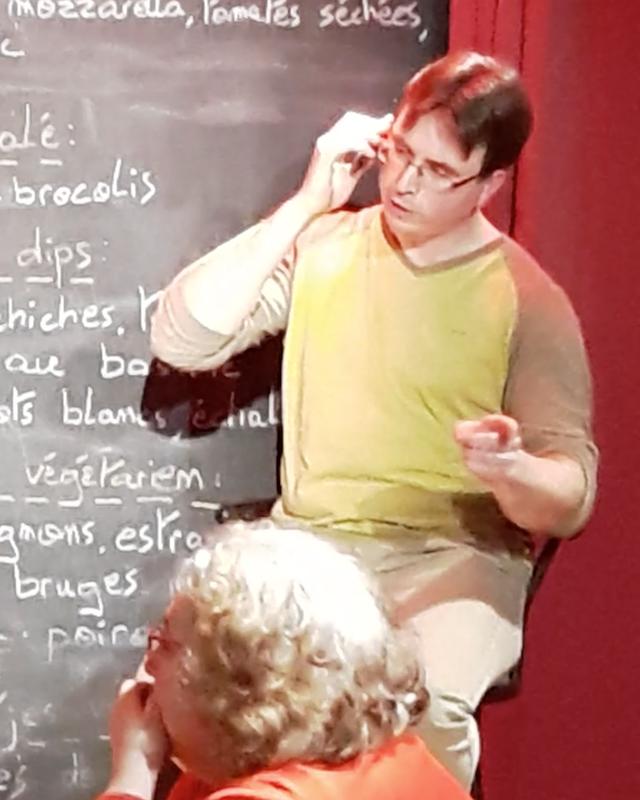 16 fév 2019 : Soirée Impro pour Hocus Pocus