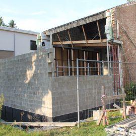 18 septembre 21 – Les murs montent
